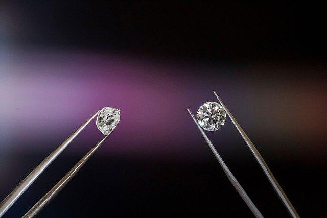 diamantsmycken